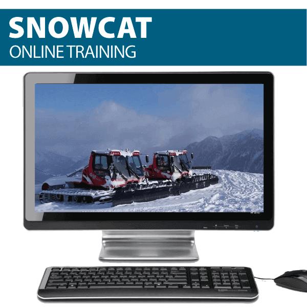 snowcat online training
