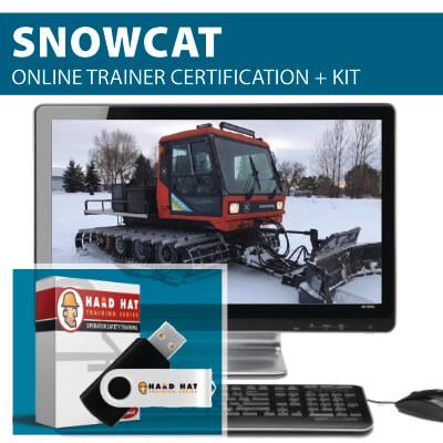 Snowcat Trainer Certification Program