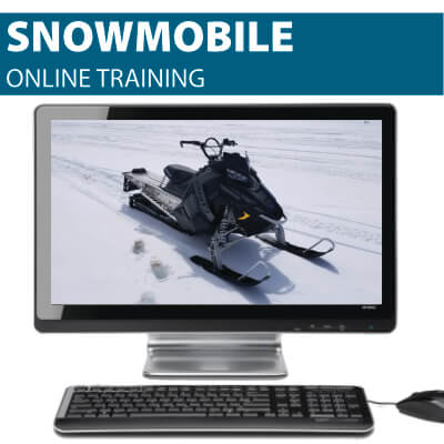 snowmobile online training