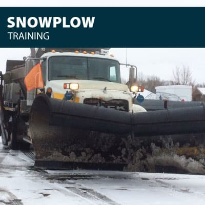 Snowplow Safety Training Options