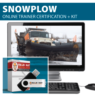 snowplow online trainer certification Canada compliant