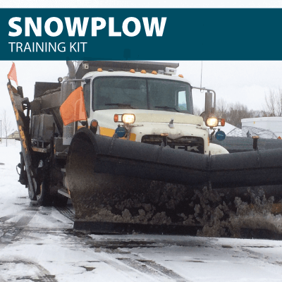 Snowplow Training Kit for Canada