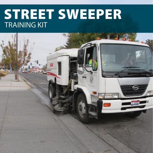 street sweeper training kit