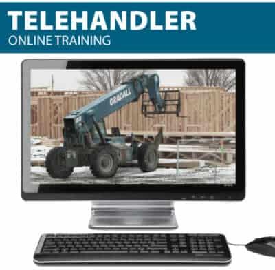 Telehandler Online training