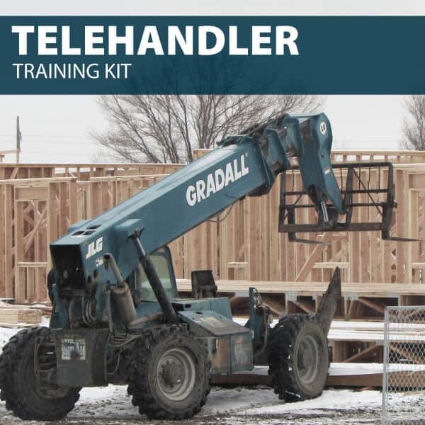 telehandler training kit