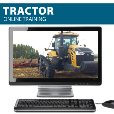 Online Canada Tractor Training