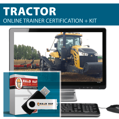 Tractor Trainer Certification Canada Compliant