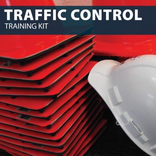 traffic control training kit