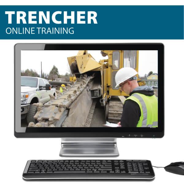 trencher online training