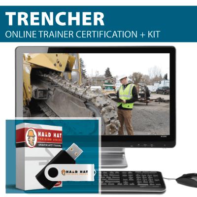 Trencher Trainer Certification Program