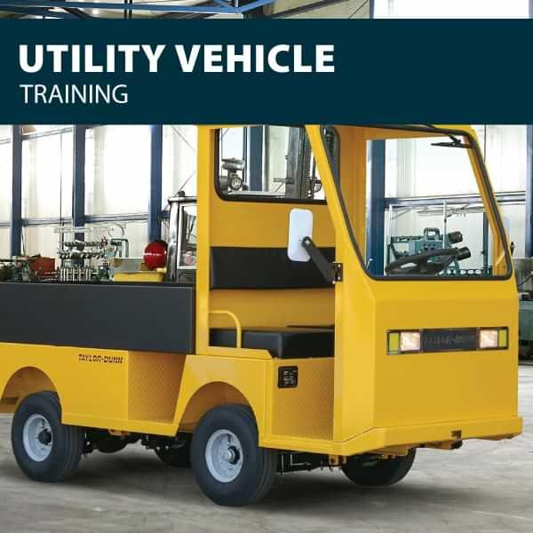 canada utility vehicle safety training certification