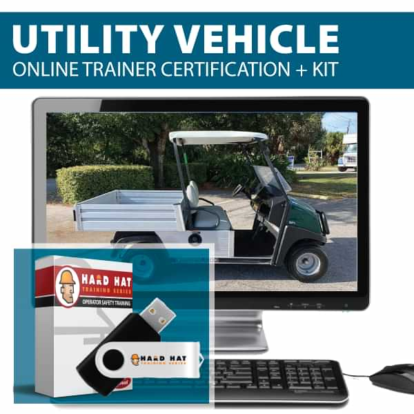 Online Utility Vehicle Train the Trainer Certification