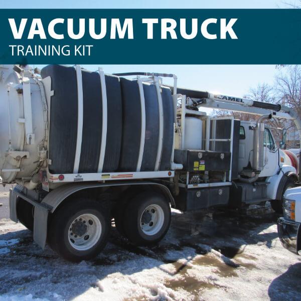 vacuum truck training kit