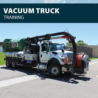 vacuum truck safety training certification