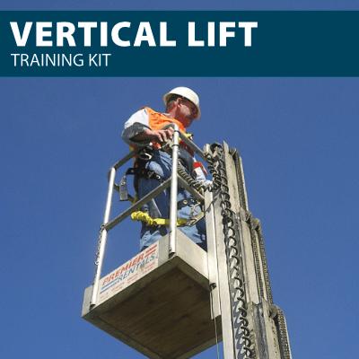 vertical lift training kit
