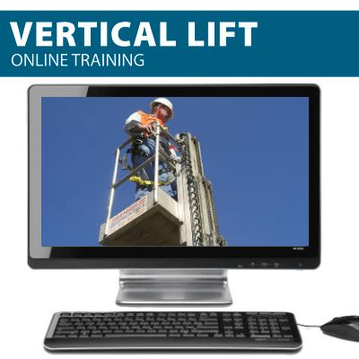 vertical lift online training
