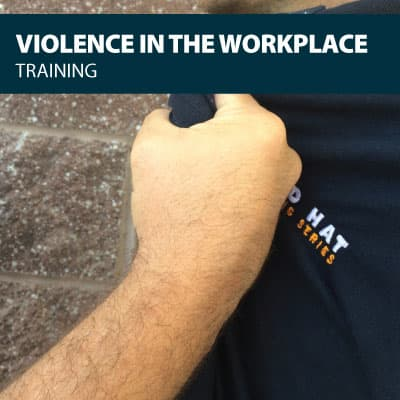 violence in the workplace training certification
