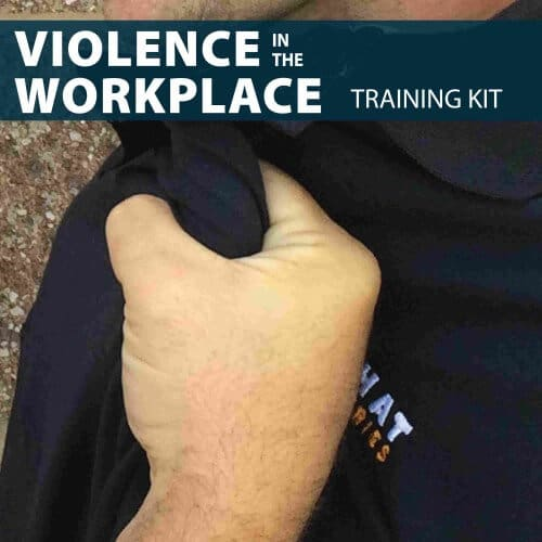 violence in the workplace training kit