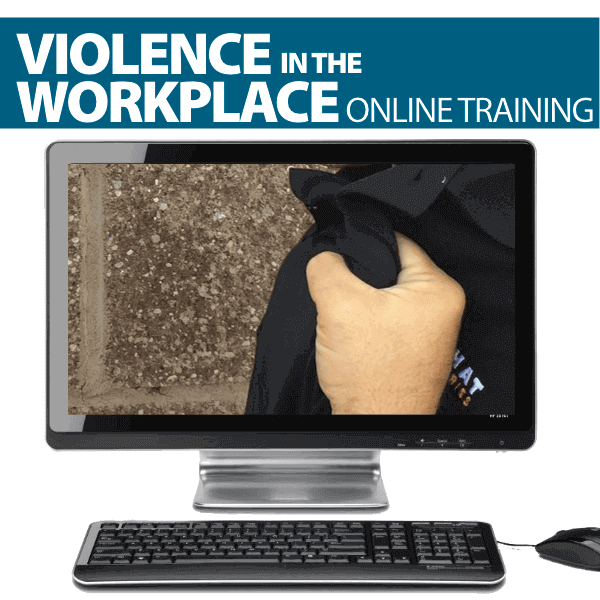 violence in the workplace online training