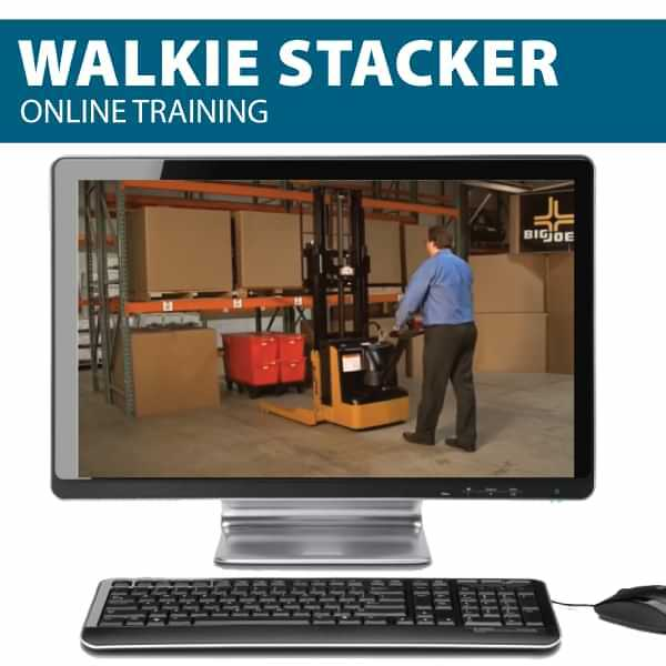 Walkie Stacker Online Training