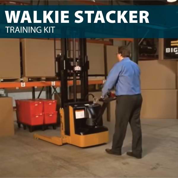 Walkie Stacker Training Kit