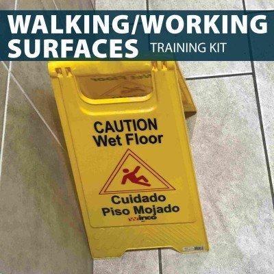 Hard Hat Training Walking/Working Surfaces Training