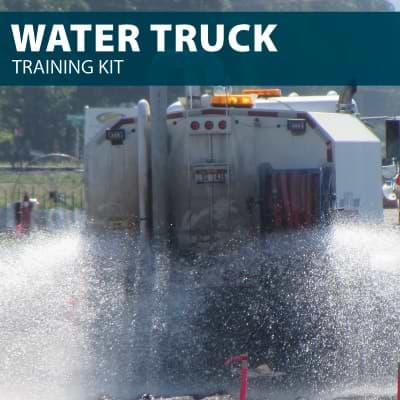 Water Truck Training Kit Canada