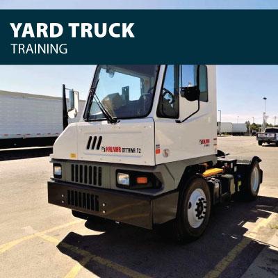 canada yard truck safety training certification