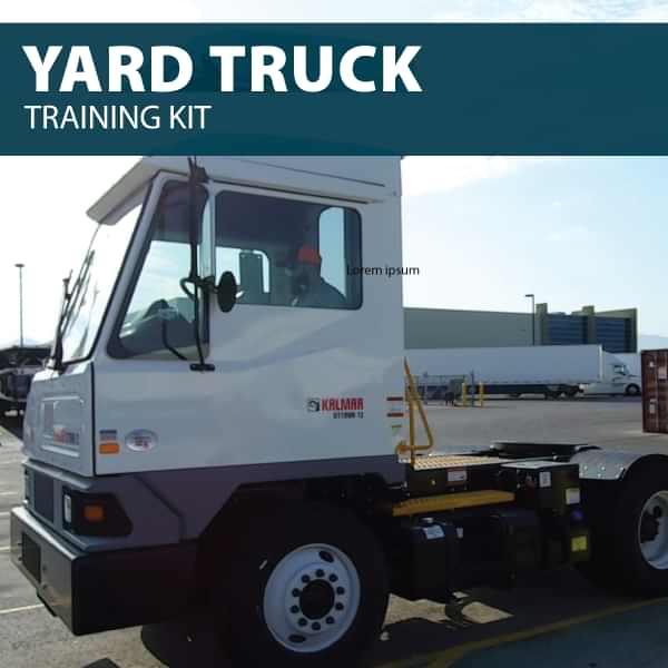 Yard Truck Training PowerPoint