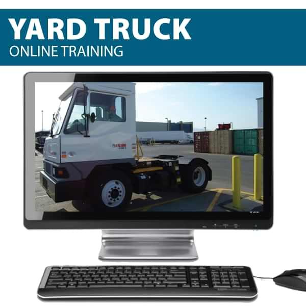 Yard Truck Online Training Certification